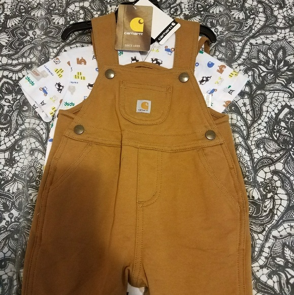 f06efb456c1 Carhartt Matching Sets | Nwt 3 Piece Baby Outfit Sz 12 Month | Poshmark